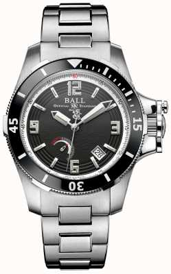 Ball Watch Company Mens Limited Edition Engineer Hydrocarbon Hunley Automatic PM2096B-S1J-BK