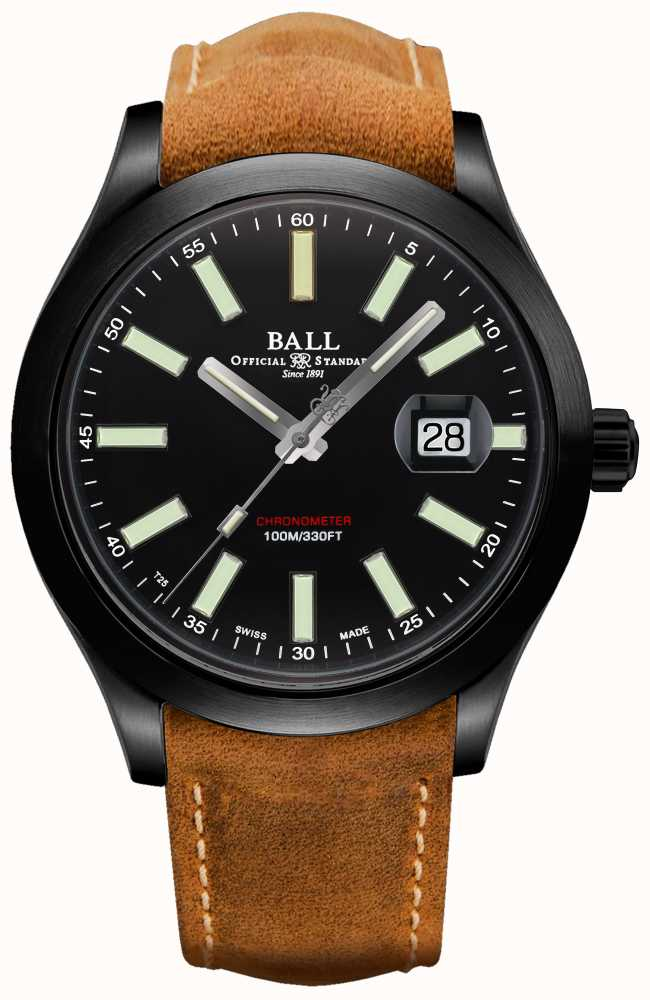 Ball Watch Company NM2028C-L4CJ-BK