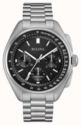 Bulova Mens Special Edition Lunar Pilot Chronograph 96B258