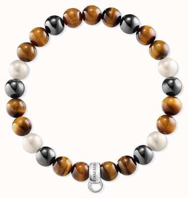 Thomas Sabo Sterling Silver Bracelet X0218-948-2-L17,5