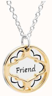 Chamilia Treasure 'Friend' Necklace 1220-0020