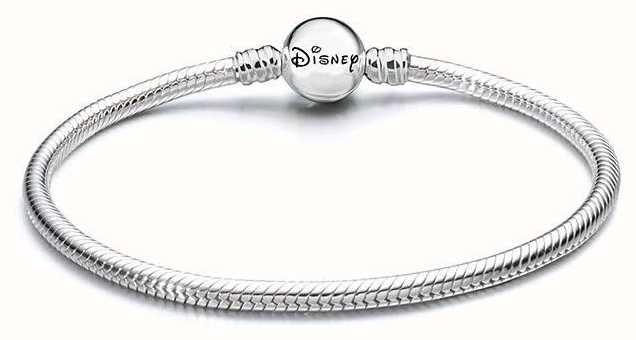 Chamilia Large Disney Snake Chain Bracelet 7.9 inches 1010-0174