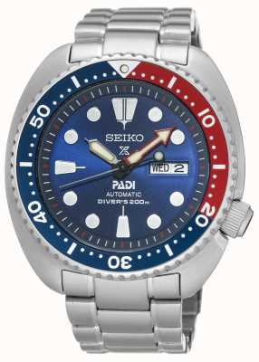 Seiko Prospex PADI Certified Automatic Diver Special Edition SRPA21K1 SRPE99K1