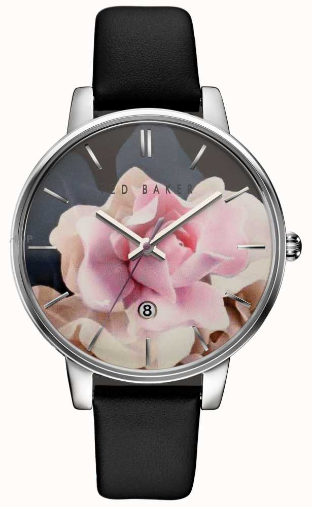 196cb3fd1 Ted Baker Womans Stainless Steel Case Rose Dial TE10030746 - First ...