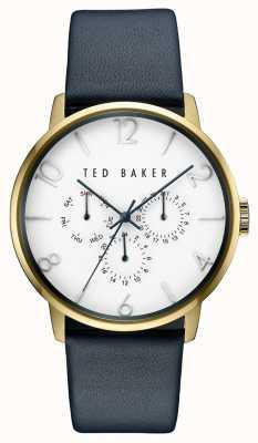 Ted Baker Mens Multi-function Dial Gold Case TE10030764