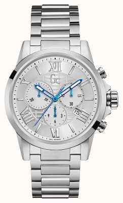 Gc Men's Esquire Chronograph Y08007G1