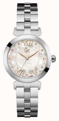 Gc Women's LadyBelle Chronograph Watch Y19001L1