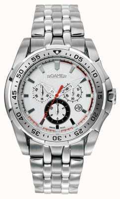 Roamer Mens R Power Chronograph 750837411570