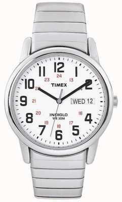 Timex Mens Easy Reader Basic Round Expandable Band T20461
