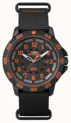 Timex Mens Expedition Gallatin Orange TW4B05200