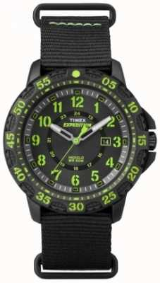 Timex Mens Expedition Gallatin Lime Green TW4B05400