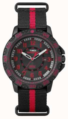 Timex Mens Expedition Gallatin Red TW4B05500