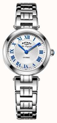 Rotary Rotary Lucerne Ladies Swiss Dress Watch LB90186/01