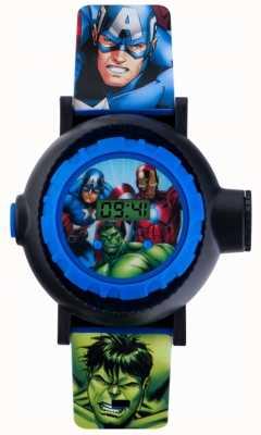 Avengers Childrens Digital Avengers Watch AVG3536