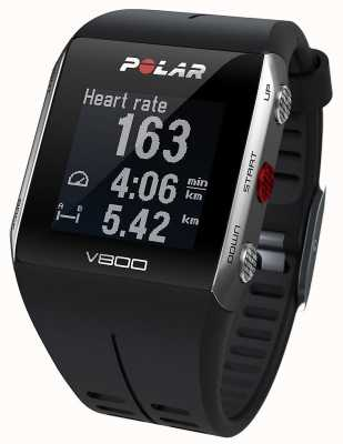 Polar V800 Black Multisport GPS Watch 90060771