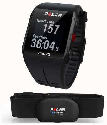 Polar V800 Black Multisport GPS (with HR) Watch 90060770