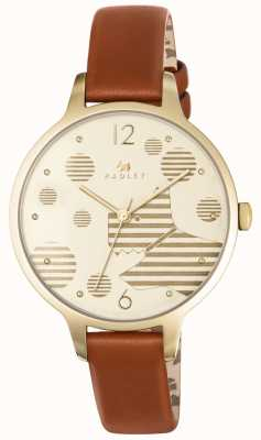 Radley Ormond Tan Leather Strap RY2398