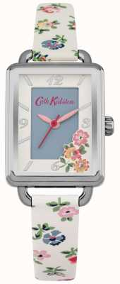 Cath Kidston Cream With Floral Print Strap CKL019CS