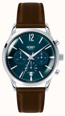 Henry London Men's Knightsbridge HL41-CS-0107