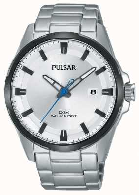 Pulsar Gents Stainless Steel Watch PS9511X1