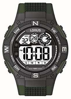 Lorus Gents Digital Watch R2321LX9