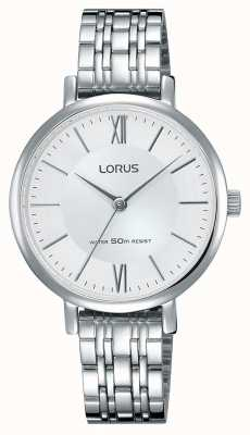 Lorus Ladies Stainless Steel Watch RG291LX9
