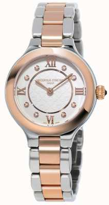 Frederique Constant Womans Delight Steel Rose Gold Plated FC-200WHD1ER32B
