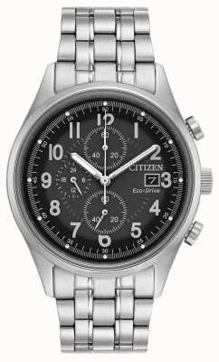 Citizen Men's Eco-Drive Black Dial CA0620-59H