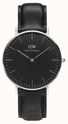 Daniel Wellington Unisex Classic Sheffield 36mm Black DW00100145