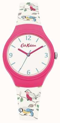 Cath Kidston Womans White Birds CKL026WP