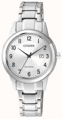 Citizen Eco-Drive Ladies Elegant Stainless Steel FE1081-59B