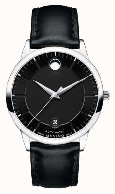 Movado Men's 1881 Automatic Stainless Steel Exhibition Back 0606873