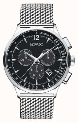 Movado Men's Circa Chronograph Stainless Steel Case 0606803