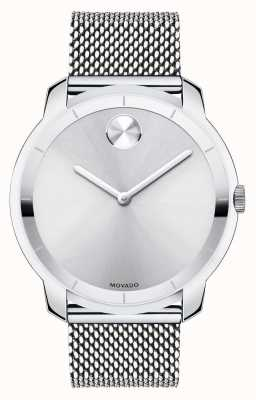 Movado Large Movado BOLD Stainless Steel Case K1 Crystal 3600260