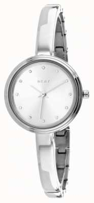 DKNY Womans Murray Stainless Steel Silver NY2598