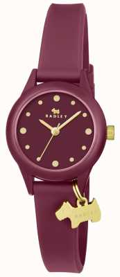 Radley Womans 'Watch It' Burgundy RY2470
