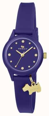 Radley Womans 'Watch It' Purple RY2436
