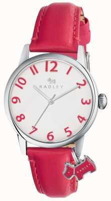 Radley Womans Liverpool Street Pink Leather Strap RY2455