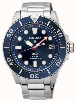 Seiko | Prospex | PADI | Special Edition | Solar Powered | SNE435P1