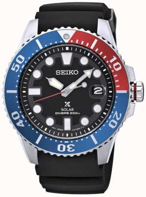 Seiko Mens Prospex Solar Divers Watch SNE439P1
