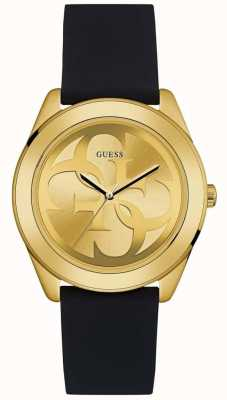 Guess Womens G Twist Gold Dial W0911L3