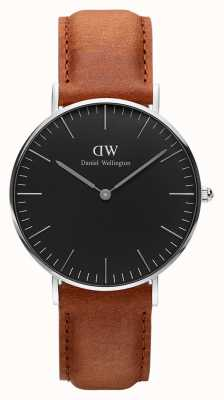 Daniel Wellington Unisex Classic Black Durham 36mm DW00100144