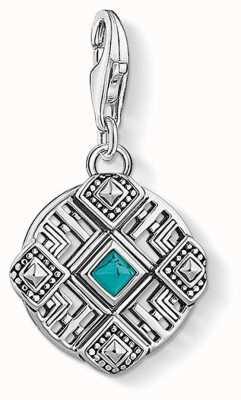 "Thomas Sabo Charm Pendant ""Africa Ornaments"" 1421-878-17"