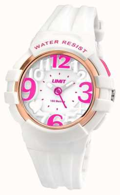Limit Childrens Active Pink and White 5576