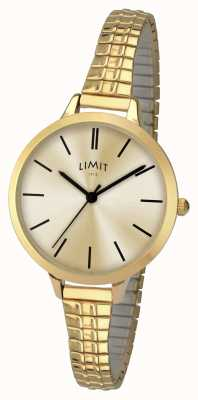 Limit Ladies gold watch 6231