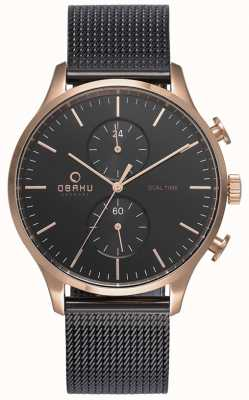 Obaku Mens GRAN NIGHT V196GUVBMB
