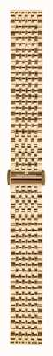 Maurice Lacroix | 16mm Rose Gold Plated Milanese Bracelet | ML450-005003