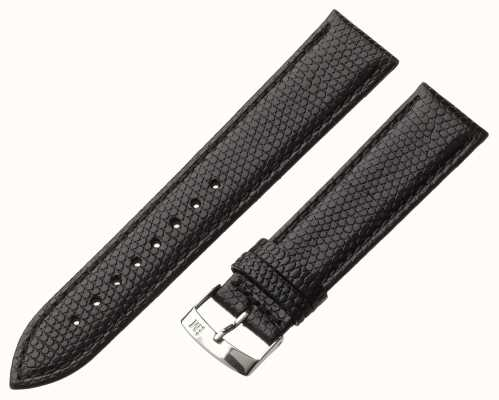 Morellato Strap Only - Ibiza Lizard Calf Black 20mm A01X3266773019CR20