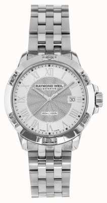 Raymond Weil Mens Tango Steel Silver Quartz 8160-ST-00658