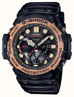 Casio Gulfmaster Mens G-Shock Resin Band GN-1000RG-1AER